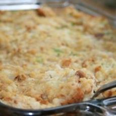 Biscuit-Cornbread Dressing