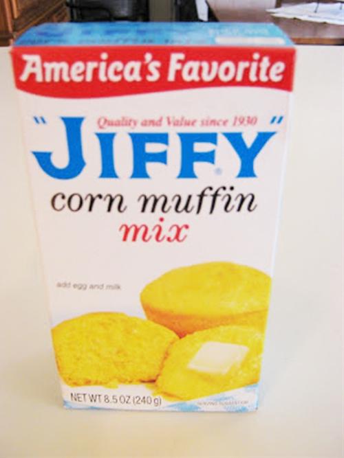 Fake Jiffy Cornbread Mix