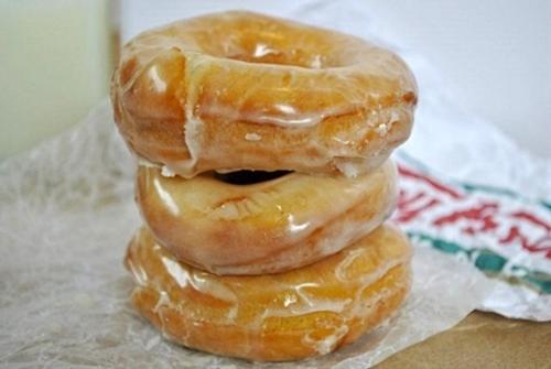 Homemade Original Krispy Kreme Donuts