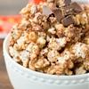 Reeses Krispies Popcorn