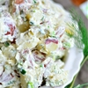 Parmesan Dill Potato Salad