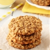 Moist and Chewy Banana Oatmeal Cookies