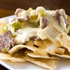Philly Cheesesteak Nachos