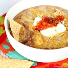10-Minute Bean Dip