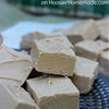 Caramel Apple Fudge: 2 ingredients