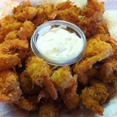 Parrot Bay Coconut Shrimp