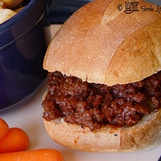 Sloppy Joes! Flavorful. Fabulous.