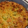 Simple Cracker Barrel Style Corn Bread Dressing