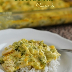 Creamy Chicken and Broccoli Casserole