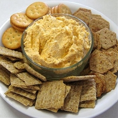 Three-Cheese Spread