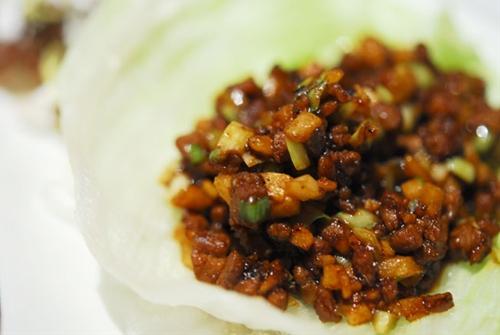 Copycat Recipe: PF Changs Lettuce Wrap Recipe