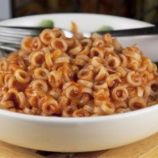 Homemade SpaghettiOs