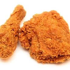 Refried Popeyes (A.K.A. Extra Crispy Popeyes Fried Chicken)