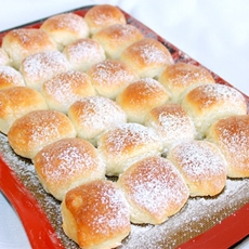 Miss Frankie's Authentic School House Rolls