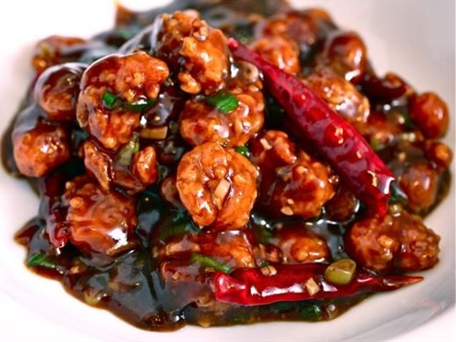 Popeye Tsos Chicken (General Tsos Chicken Made with Popeyes Chicken