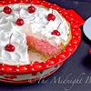 No Bake Cherries Jubilee Pie