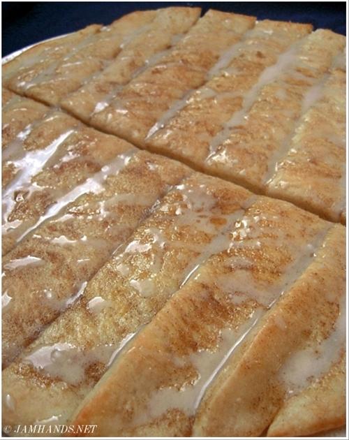 Dominos Cinna Sticks Copycat (Cinnamon Breadsticks)