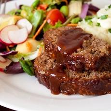 Honey Barbecue Meatloaf