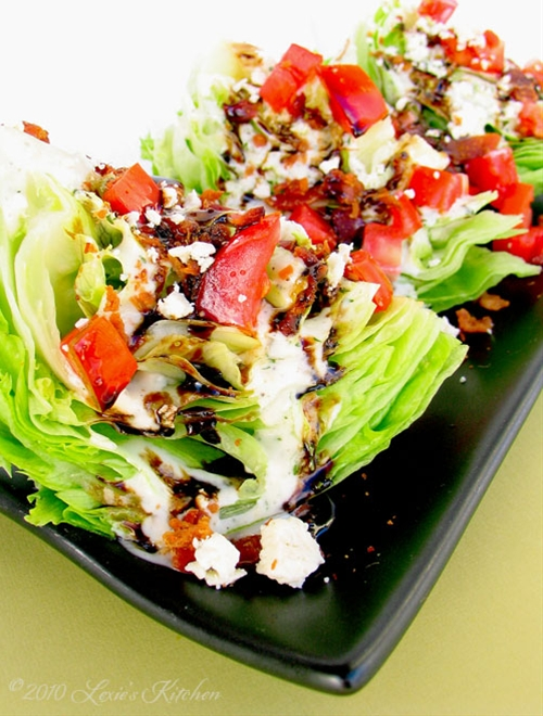 Outback Steakhouse Wedge Salad