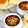 Crockpot Chili & Cornbread