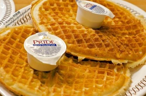 Copycat Recipes: Waffle House Waffles Recipe!