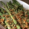 Spring Asparagus and Asiago Gratin