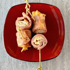 Crab Stuffed Ham Rolls for #Easter #WholeFoodsMarket #sponsored #givea