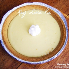 Nellie and Joe's Key Lime Pie