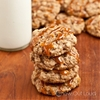 Soft Apple Oatmeal Cookies