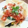 Free-Form Vegetarian Lasagna
