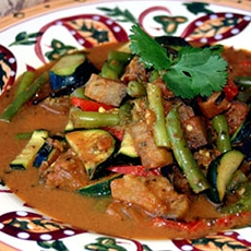 Thai Vegetable Curry