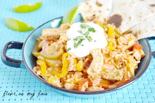 Kraft Recipe Makers Tex-Mex Chicken Fajita