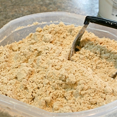 Healthy Homemade Baking Mix (Bisquick Alternative)