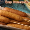 How to Make Homemade Corndogs