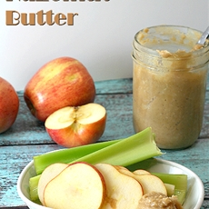 Homemade Hazelnut Butter Recipe: Simple, Delicious and Healthy PLUS a