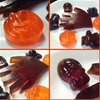 Jell-O Jigglers for Halloween