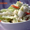 Lightened-up Copycat KFC Coleslaw Recipe