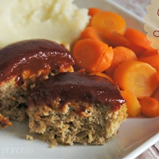 Mini Ground Chicken Meatloaf