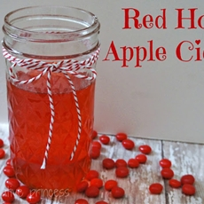 Red Hot Apple Cider