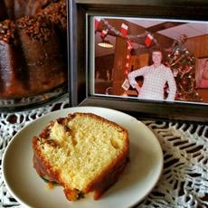 Mamies Rum Cake