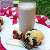 Breakfast Picnic - Bleuberry Muffins