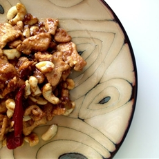 Spicy Cashew Nut Chicken