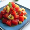 Hoisin Cucumber and Watermelon Salad