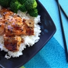 Salmon Bowl with Broccoli