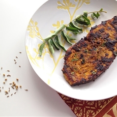 Indian-Style Fish Fry