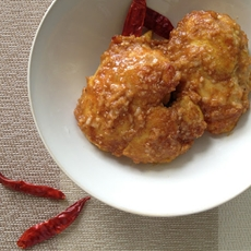 Spiced Coconut Chicken (Ayam Percik)