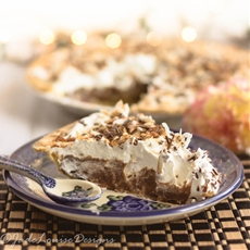 chocolate coconut cream pie recipe