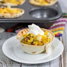Breakfast Burrito Bowls; Delicious & Hearty Breakfast Recipe