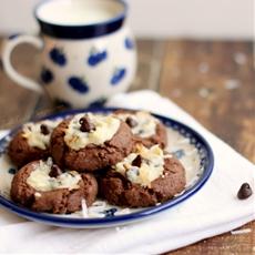 Chocolate shortbread cookies recipe