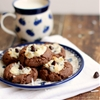 Chocolate shortbread cookies recipe